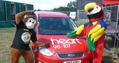 Heart Angels: Kids Fest - Marsh Farm (9 August 201