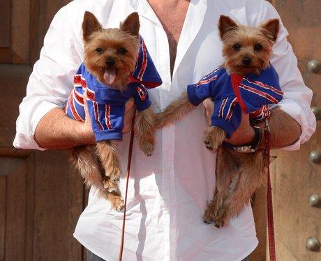 Simon Cowell Dogs Names