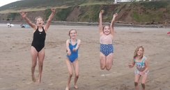 Heart Angels: Milky Way Beach Tours - Saunton Sand
