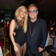 Ellie Goulding and Sir Elton John