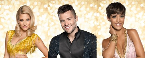 Strictly Come Dancing 2014 CANVAS