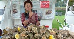 Heart Angels: Colchester Oyster Festival (6 Septem