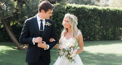 Ashley Tisdale Wedding
