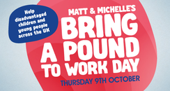 Matt & Michelle's Bring A Pound To Work