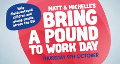 Matt & Michelle's Bring A Pound To Work