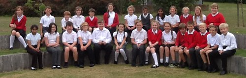 Year 6 Belswains Primary