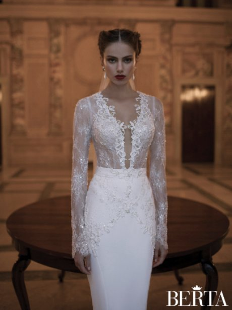 The Most Beautiful Bridal Dresses For Your Autumnal Wedding