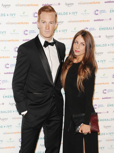 Greg Rutherford, Susie Verrill
