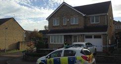 Bradford House Where Bodies Found