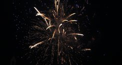 Gloucester Fireworks 2nd November 2014