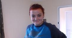 Missing girl Amy Pitt