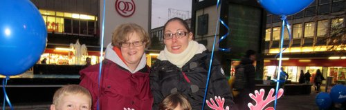 Stevenage Christmas Light Switch On - 2014