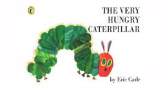 The Very Hungry Caterpillar 45th Anniversary Paper