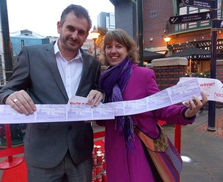 Birmingham Hippodrome's Magic Beans Winners