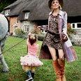 Sienne Miller Vogue Magazine