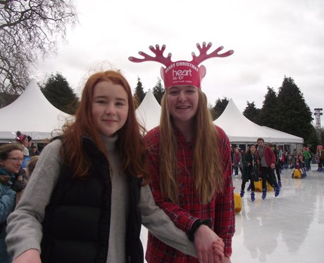 Bath Ice Rink 22nd Dec 2014
