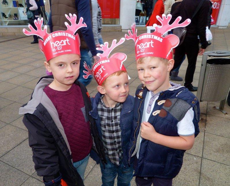 Harlow Family Fun Day (20 December 2014)