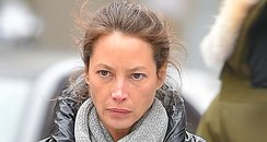 Christy Turlington Burns all natural