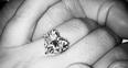 Lady Gaga engagement ring Instagram