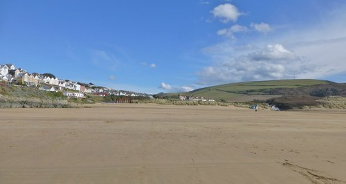 Woolacombe wins rave reviews