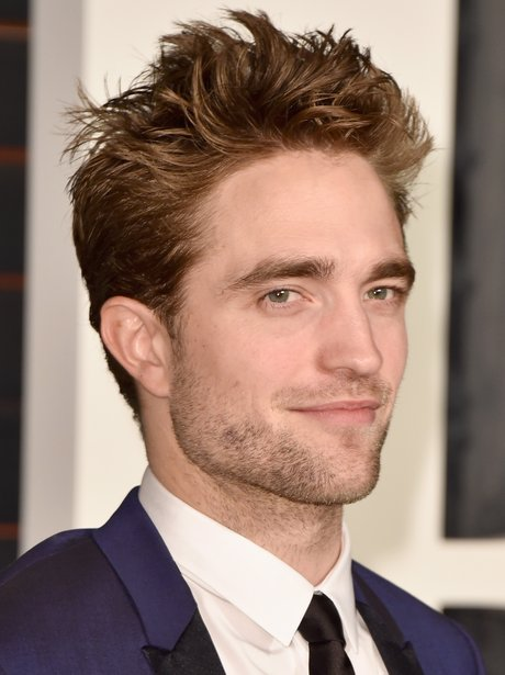 Robert Pattinson Cool Hair The Best Celebrity Hairstyles To Suit Every Guy Heart
