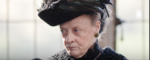Dowager Countess - Downton Abbey