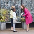 Kate at the Stephen Lawrence Centre