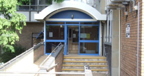 Gloucester police station