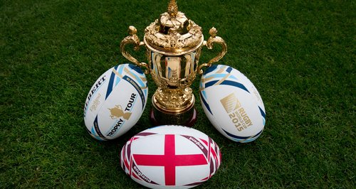 Rugby World Cup Balls