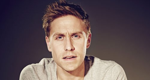 russell howard, comedy central