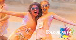 Rowcroft Hospice Colour Rush