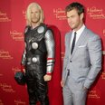 Chris Hemsworth Wax Work