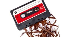Twisted cassette tape