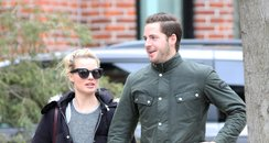 Margot Robbie and boyfriend Tom Ackerley