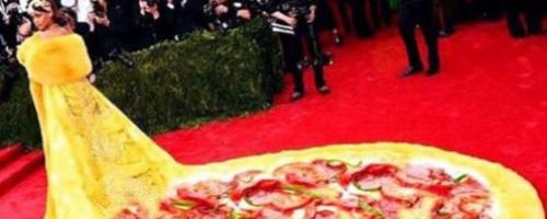 Rihanna Met Gala 2015 Meme