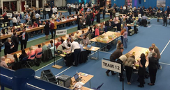 Sunderland count General Election 2015