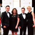 Anthony McPartlin, Lisa Armstrong, Declan Donnelly
