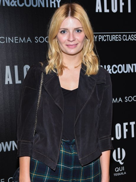 Mischa Barton Then And Now Now: Mischa Bar...