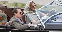 Hugh Grant and Rebecca Ferguson