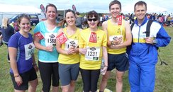 10k Huntingdon charity