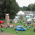 Country Fair At Kimbolton Castle