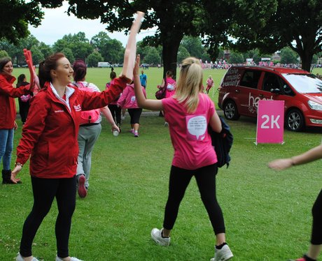 Race for Life Doncaster