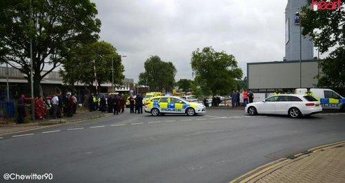 Norwich explosion