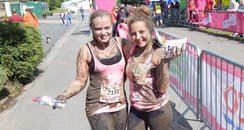 Heart Angels: Pretty Muddy Finish Line