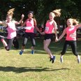 Reading Race For Life 2015