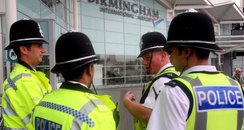 Birmingham Airport Terror