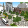 Bristol City Centre revamp