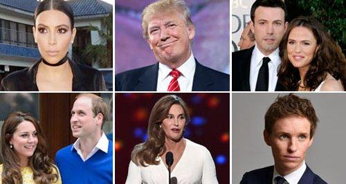 Celebrity Quiz 2015
