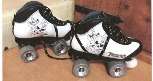 Stolen Roller Skates