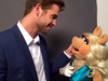 Liam Hemsworth teases muppets role on Instagram